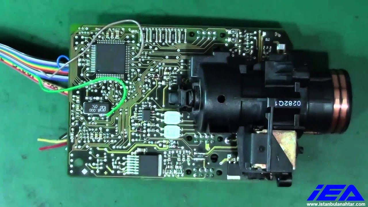 W203 EZS/EIS Reading and Programming With Zed-FULL ZFH-C08 ...
