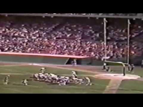Week 14 - 1983: New Jersey Generals vs Oakland Invaders