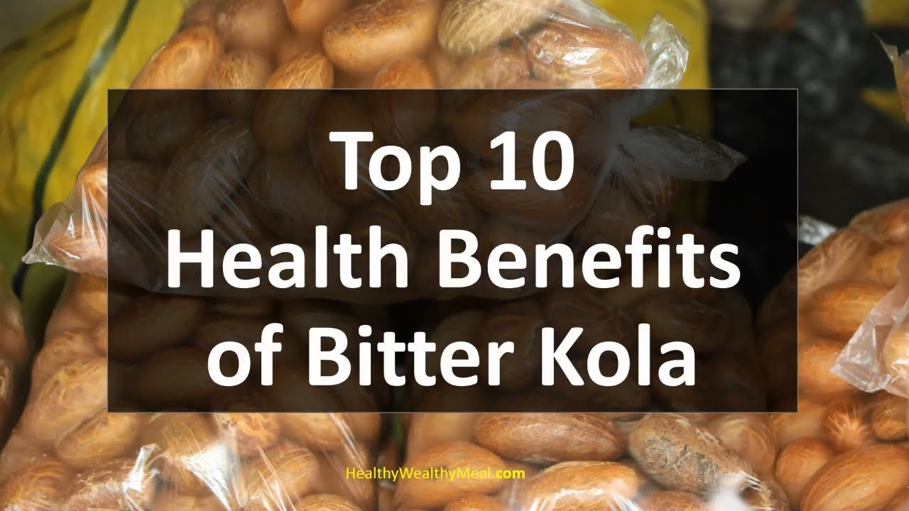 Health Benefits of Bitter Kola and Honey ▷ YEN COM GH