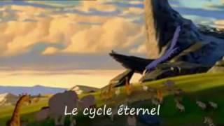 Le Roi Lion _L'Histoire de la Vie (karaoké).wmv