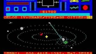 Star Raiders II Walkthrough, ZX Spectrum