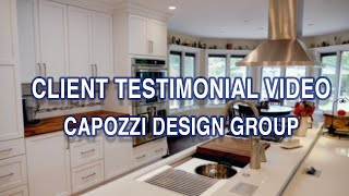 Capozzi Design Group Testimonial Video | Cleveland Video Production Company