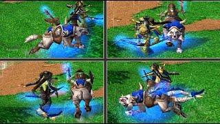 More of 2 Hęro Rush | Warcraft 3 Reforged Classic gfx