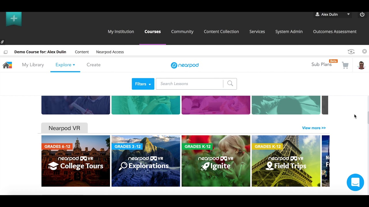 Keeping up to date - See the latest updates to Nearpod