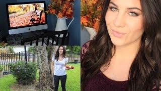 Fall Morning Routine With ReadySetGlamour! Thumbnail