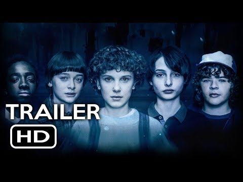 Play Stranger Things Season 3 Teaser Trailer (2019) Netflix Sci-Fi Horror TV Series HD