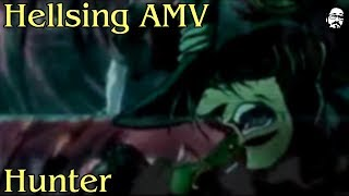 Repeat youtube video Hellsing Ultimate AMV - Hunter (Seizure Warning)