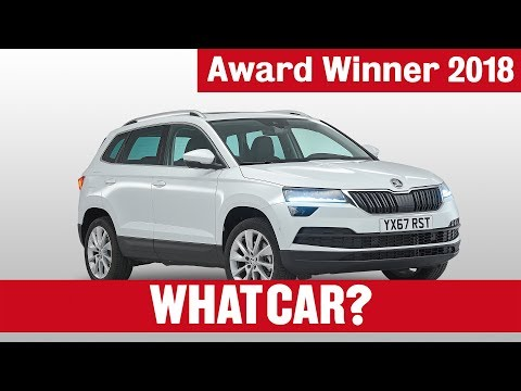 Skoda Karoq – why it's our 2018 Family SUV for £20,000-£30,000 | What Car? | Sponsored