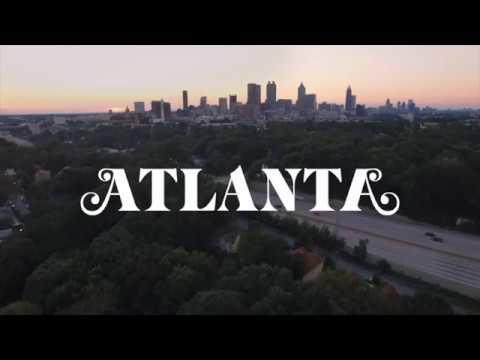 Making A Masterpiece - Framing Atlanta - YouTube