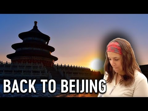 From the Great Wall to Beijing 🇨🇳 | An Adventure in China