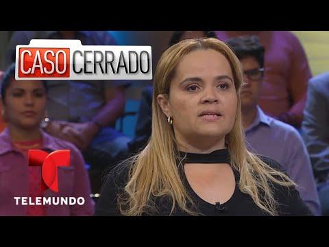 Soy La Viuda Y Merezco La Herencia   Caso Cerrado   Telemundo