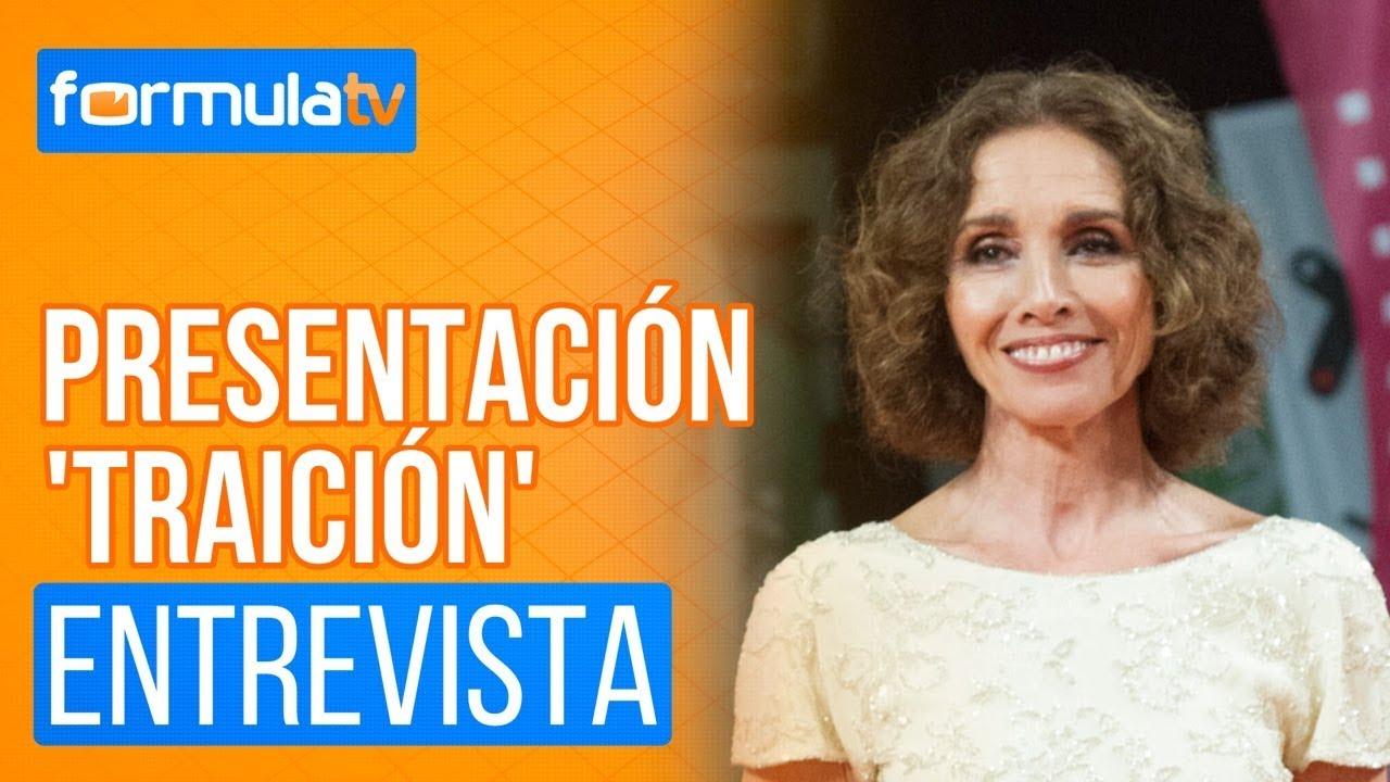 Ana Belén y el resto de protagonistas desvelan cuál ha sido su mayor   Traición  b14e4443612c7