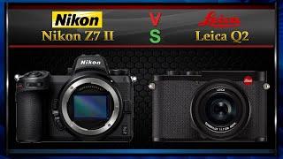 Nikon Z7 II …