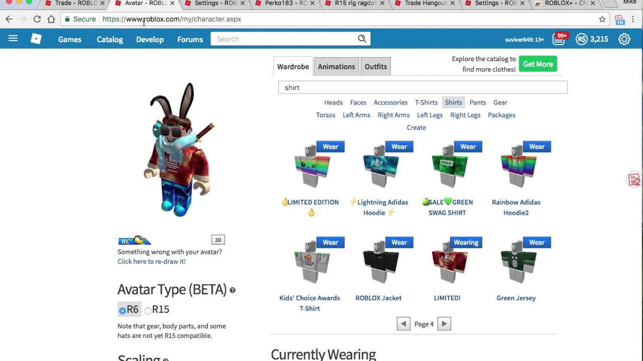 Roblox Rap And Trading Extension With Settings Youtube
