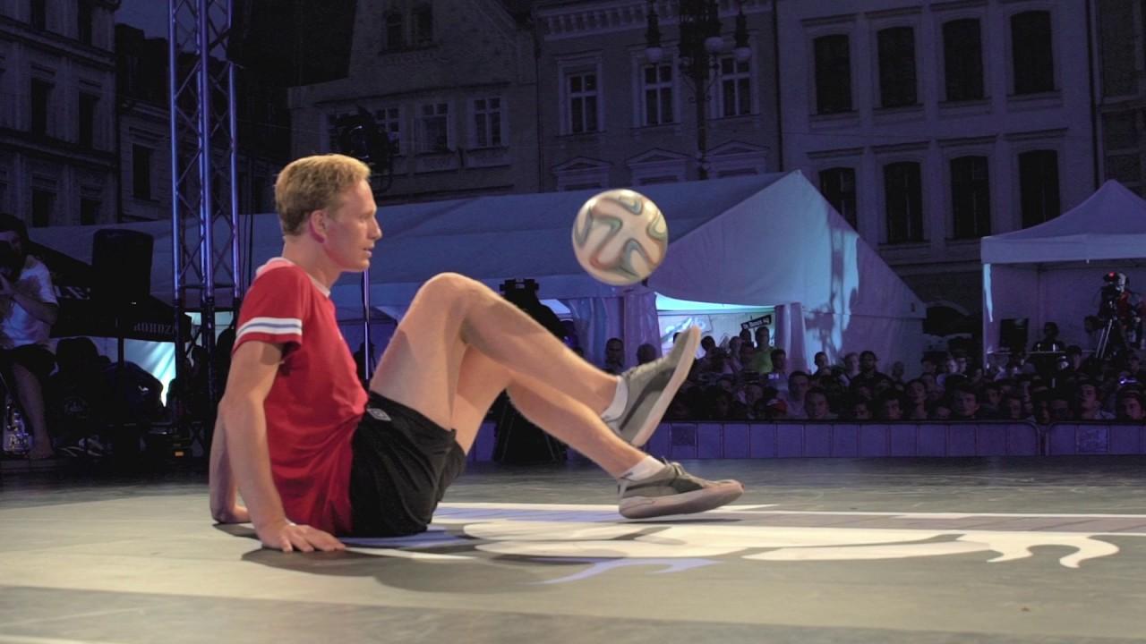 Super ball 2017 | World open Freestyle Football Championships Trailer | Tek Neek