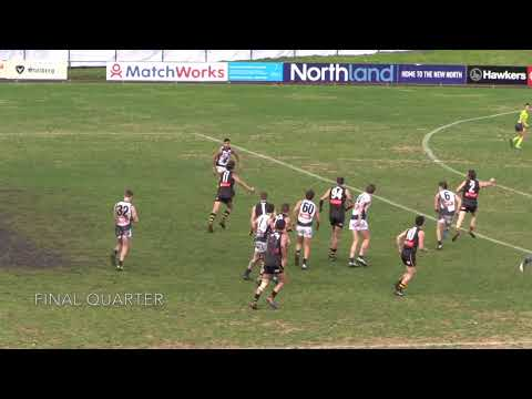 Round 18 Highlights: Werribee vs Northern Blues