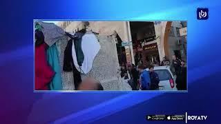 أمانة عمان تنفذ حملة أمنية على البسطات العشوائية في وسط البلد (20/12/2019)