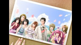 STEINS GATE 0! CAPÍTULO FINAL//REVIEW