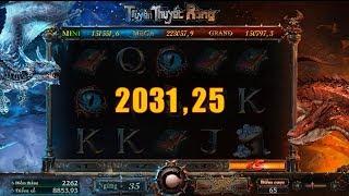 Truyền Thuyết Rồng Quay slot 3D game Thiên Hạ Bet
