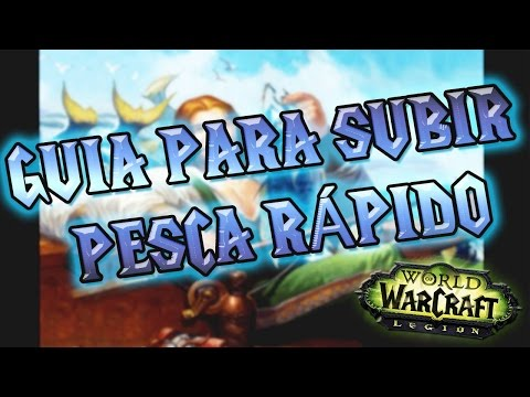 World of warcraft legion guia truco para subir pesca for Cocina wow legion