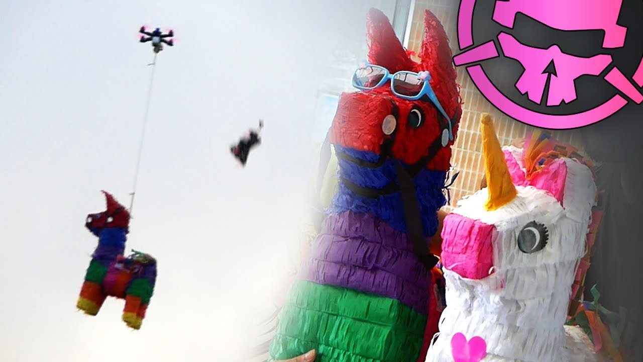 First Piñata View (with Martyflyzzz and DroneDol…