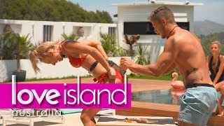 Villa games: Dirty pizza | Love Island Australia 2018