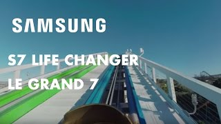 Samsung Life Changer Park : Le grand 7