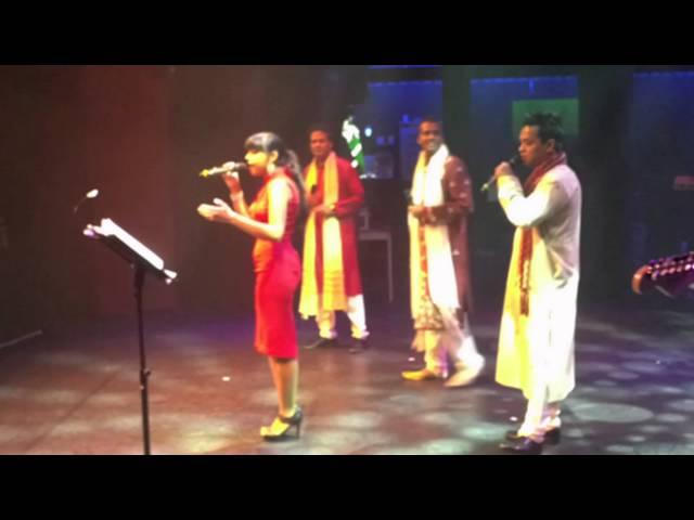 Om Jai Laxmi Mata Aarti Divali Performance by Jennifer Bhagwandin