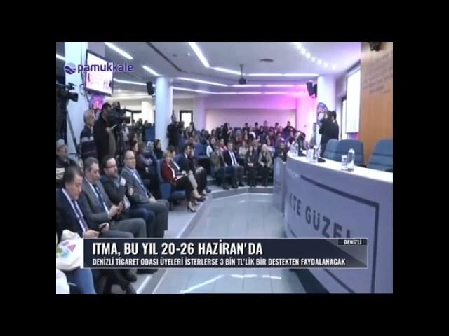 PAMUKKALE TV-160 DTO Üyesi, Barselona Yolcusu 11.06.2016