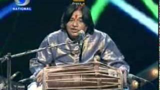Idea Jalsa Concert : Pt.Bhavani Shankar, zaptaal, teentaal