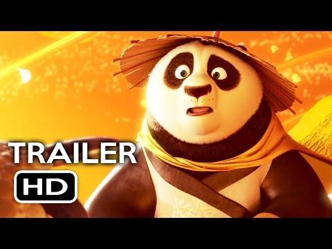Trailer do filme Kung Fu Panda 3
