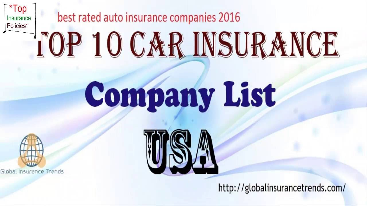 Top 5 car insurance companies in nyc 16