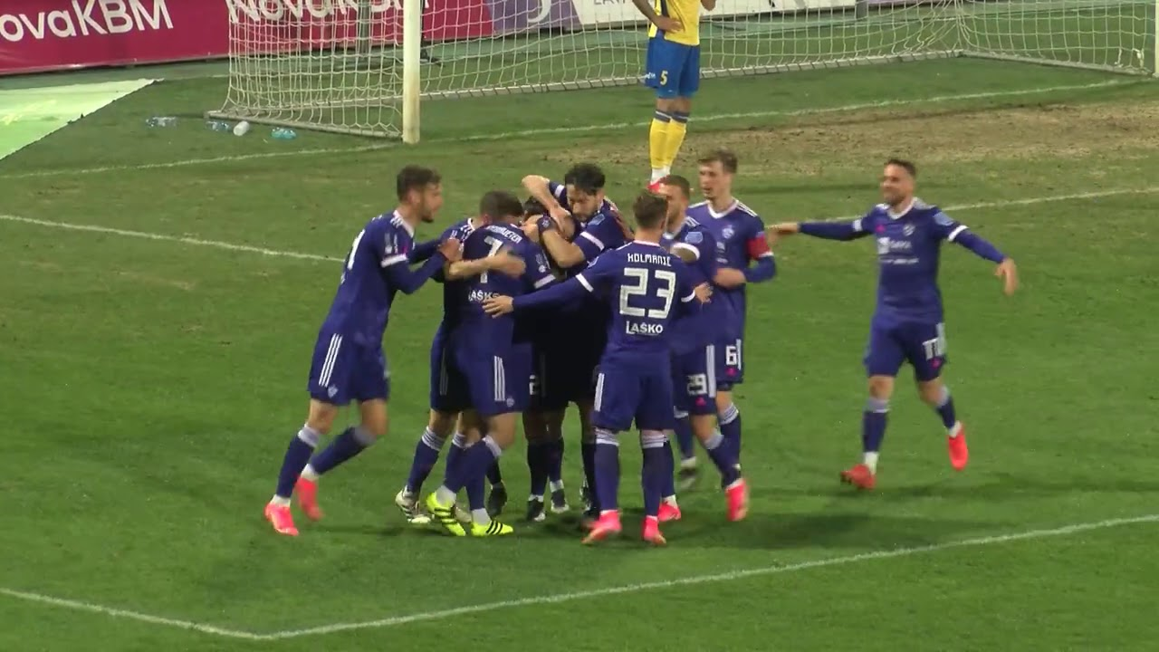 Mlakar scored against FC Koper