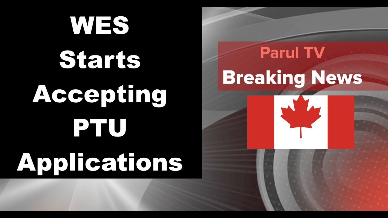 WES Starts accepting PTU student applications