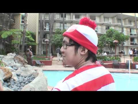 Anime LA 2011 - Waldo Finds... Waldo?