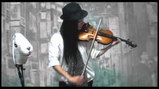 「ゴシップ」をバイオリンで弾き倒してみた【ウサコ】 thumbnail