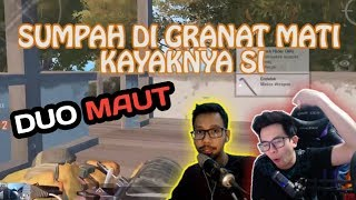 BANG ALEX + BENNYMOZA JADI PASANGAN EMAS NANKATSU - PUBG MOBILE INDONESIA thumbnail
