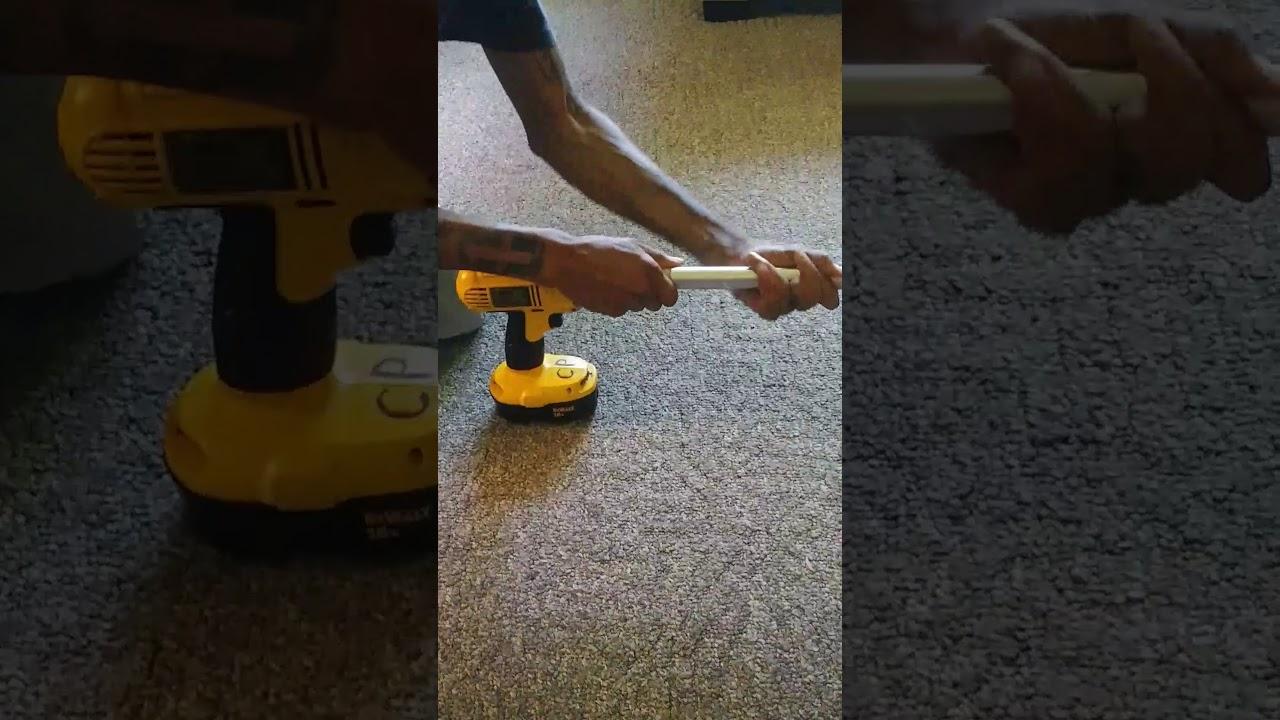 Wire pulling tool (illuminating) - YouTube