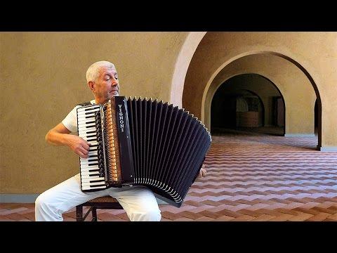 TORNA A SURRIENTO - Italian accordion music Fisarmonica Italiana - Akkordeonmusik - Napoletana