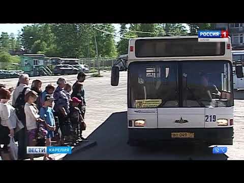 Петрозаводск, Суоярви и Сортавалу свяжет автобусный маршрут