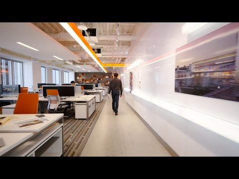 SmithGroupJJR Los Angeles Office: Looking to the Future