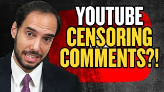 YouTube Deletes Comments That Insult China