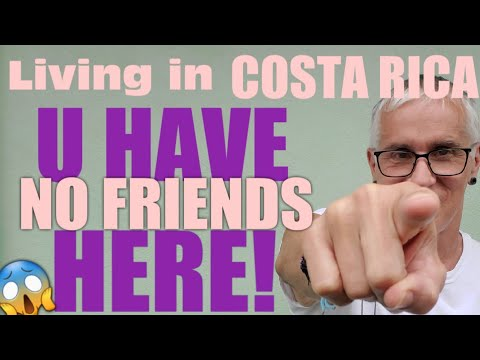 Living in Costa Rica Business Opportunities Abound and Making Friends is Easy