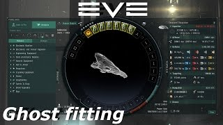 eve online sisi ghost fitting first look