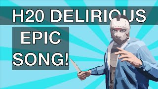 MY NAME IS DELIRIOUS! (NEW Song) - H20Delirious by Ogma Squad (Official Music Video)