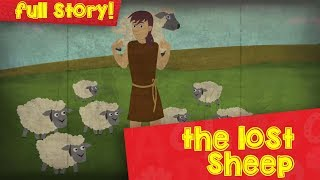 The Lost  Sheep | English | Parables Of Jesus | Episode 07