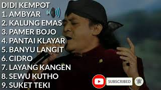 Download Lagu DIDI KEMPOT AMBYAR, KUMPULAN LAGU DIDI KEMPOT mp3
