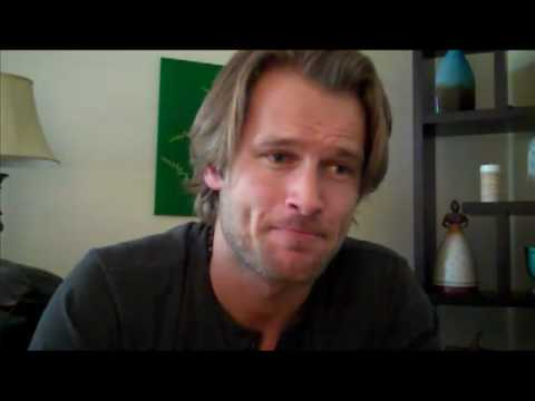 Johann Urb Talking About His los Angeles Life Coach