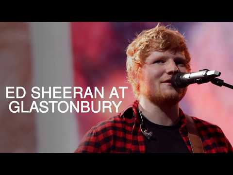 Ed Sheeran Glastonbury 2017: Fans react to Suffolk star's headline slot Mp3
