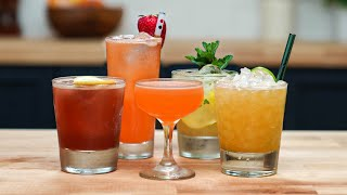 Shaking Up 5 Fav๐rite Bourbon Cocktails with Off Hours Bourbon